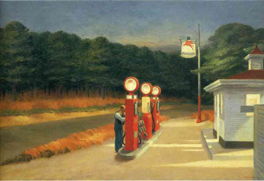 Review: America after the Fall: Painting in the 1930's,RA.