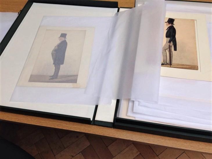 Solander Box Prints